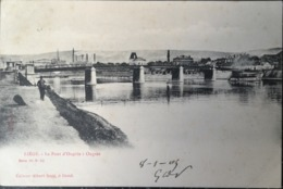 Liege // Albert Sugg // Pont De Ougree A Ougree 190? - Liege