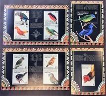 # Mayreau 2011**Mi.119-28  Birds Of Paradise , MNH [11;175] - Vögel