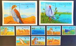 # Sierra Leone 1989**Mi.1322-31 Endangered Animals , MNH  [25;135] - Sonstige