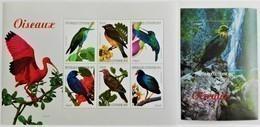 Central Africa 2001**Mi.2748-53 + Bl.663  Birds From All Over The World , MNH [14;7] - Vögel