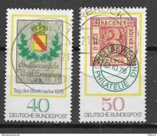 Germany/Bund Mi. Nr.: 980 - 81 Gestempelt  (brg78er) - BRD