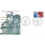 FDC PAC 1067 - Cent Du Corps Des Officiers De Réserve - 17/7/1976 St-Denis La Réunion - FDC