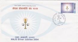 Nepal - NNJS Silver Jubilee 2004 - Népal