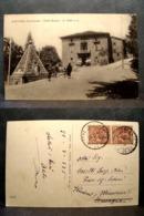 (FP.C32) ABETONE (Serrabassa) - Albergo HOTEL REGINA, Animata (PISTOIA, ABETONE CUTIGLIANO) - Pistoia