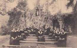 Molhem - Mollem - Pensionnat Des Ursulines - La Grotte - Pas Circulé - 1925 - Animée - Nels - TBE - Asse - Asse