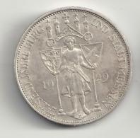 3 Reichsmark 1929 Deutsches Reich.Silber. Meißen. - [ 3] 1918-1933 : Weimar Republic