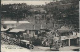 """Lozère : Banassac, (Près La Canourgue), Exploitation Forestière """"A. Rayssac"""", Commerce De Bois, RARE... - Other Municipalities"""