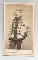 Photographie  Militaire   Photo Cdv De Terrisse A Lyon - Ancianas (antes De 1900)