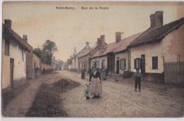 PONT-REMY (Somme) - Rue De La Poste - Autres Communes