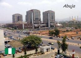 Nigeria Abuja View New Postcard - Nigeria