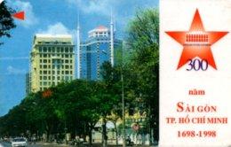 *VIETNAM* -  Scheda Usata - Vietnam