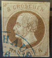 HANOVER 1859 - Canceled - Mi 19 - 3g - Hanover