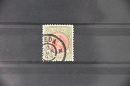 A 423 ++ 1893 NEDERLAND NETHERLANDS 48 CANCELLED GESTEMPELD ++ CERTIFICATE ++ CAT 575€ - Gebruikt