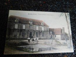 Beaufay, Ferme Du Plessis (ancien Château), Non Circulée  (B9) - Other Municipalities
