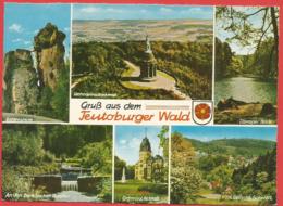 Teutoburger Wald, Detmold, Hermannsdenkmal, Externsteine, Donoper Teich - Detmold