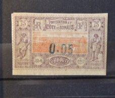 Cote Des Somalis N° 23 * - MH  - Beau  - Cote : 90 Euros - Côte Française Des Somalis (1894-1967)