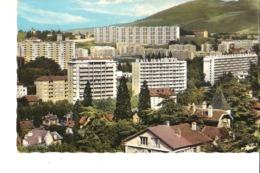 42 ST ETIENNE AU PREMIER PLAN IMMEUBLE DU COURS FAURIEL DANS LE FOND LA MARANDINIERE - Saint Etienne