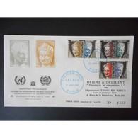FDC - Enveloppe Premier Jour De 1961 - FDC