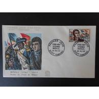 FDC - Enveloppe Premier Jour De 1963 - FDC