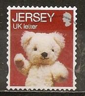 Jersey 201- Teddy Bear Obl - Jersey