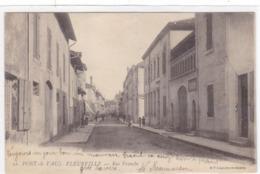 Ain - Pont-de-Vaux - Fleurville - Rue Franche - Pont-de-Vaux