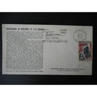 FDC - Enveloppe Premier Jour De 1965 - FDC