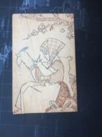 Carte En Bois - Otros Ilustradores