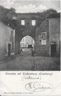 1 Ansichtkaart 1902 - Groeten Uit Valkenburg - (Limburg) - Nr 13 - Valkenburg
