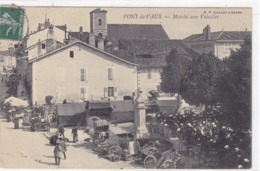 Ain - Pont-de-Vaux - Marché Aux Volailles - Pont-de-Vaux