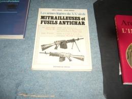 ( Militaria Arme Mitrailleuse Fusil ) Hogg - Weeks  Mitrailleuses Et Fusils Antichar - War 1939-45