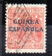Fiscal Con Sobrecarga Guinea Española - Fiscales