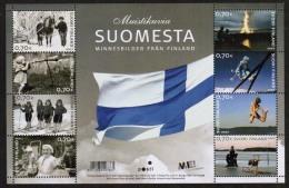 2007 Finland Memories  MNH **. - Finland