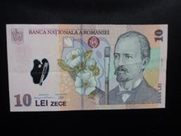 ROUMANIE : 10 LEI   1.7.2005    P 119a      TTB+ - Rumania