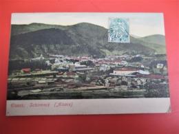 Cpa Colorisée Elsass SCHIRMECK - Voyagée En 1907 - TBE - Schirmeck