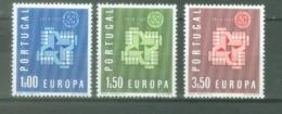 Portugal 1961; Europa Cept, Michel 907-909.** (MNH) - Europa-CEPT