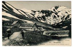 OISANS - Col Du Glandon Et Les Cabanes - Bourg-d'Oisans