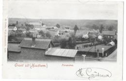 1 Ansichtkaart 1902 - Groet Uit Houthem - Panorama - 5208 - Valkenburg