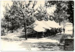 CPSM LONGEVILLE - Camp De Vacances De Lorraine Escaut - Francia