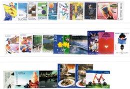 1992-2006 Finland Cept Complete Sets **. - Sammlungen