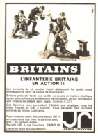 "PUB FIGURINES  "" BRITAINS ""  1966 ( 2 ) - Figurines"