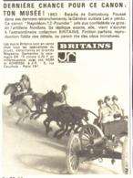 "PUB FIGURINES  "" BRITAINS ""  1966 ( 3 ) - Figurines"