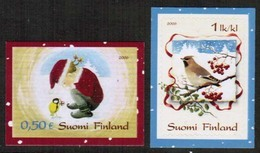 2006 Finland, Christmas Stamps Complete Set MNH **. - Finlande