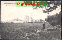 LANZO Antico Eremo, Ecole Apostolique Di N.D. Des Anges - Other Cities