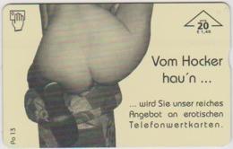 AUSTRIA - F543 - Hösselbarth Po 13 - EROTIC - NUDE - 510EX. - Oesterreich