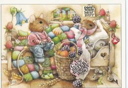 Muizen - Souris - Mice - Marjolein Bastin - Tierwelt & Fauna