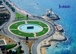 Saudi Jeddah View Lighthouse New Postcard Saudi Arabien Dschidda AK - Saoedi-Arabië
