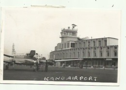 Kano Airport - Sabena - Nigeria , Verzonden - Aerodromi