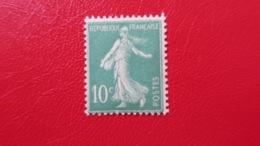 N° 188B Neuf ** MNH Semeuse  Gomme Originale TB Voir Scans - France
