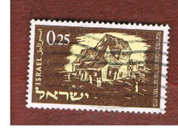 ISRAELE (ISRAEL)  - SG 219  - 1961 RABBI B. SHEM TOV    - USED ° - Israël