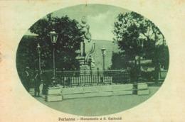 12606 - Partanna - Monumento A G. Garibaldi F - Trapani